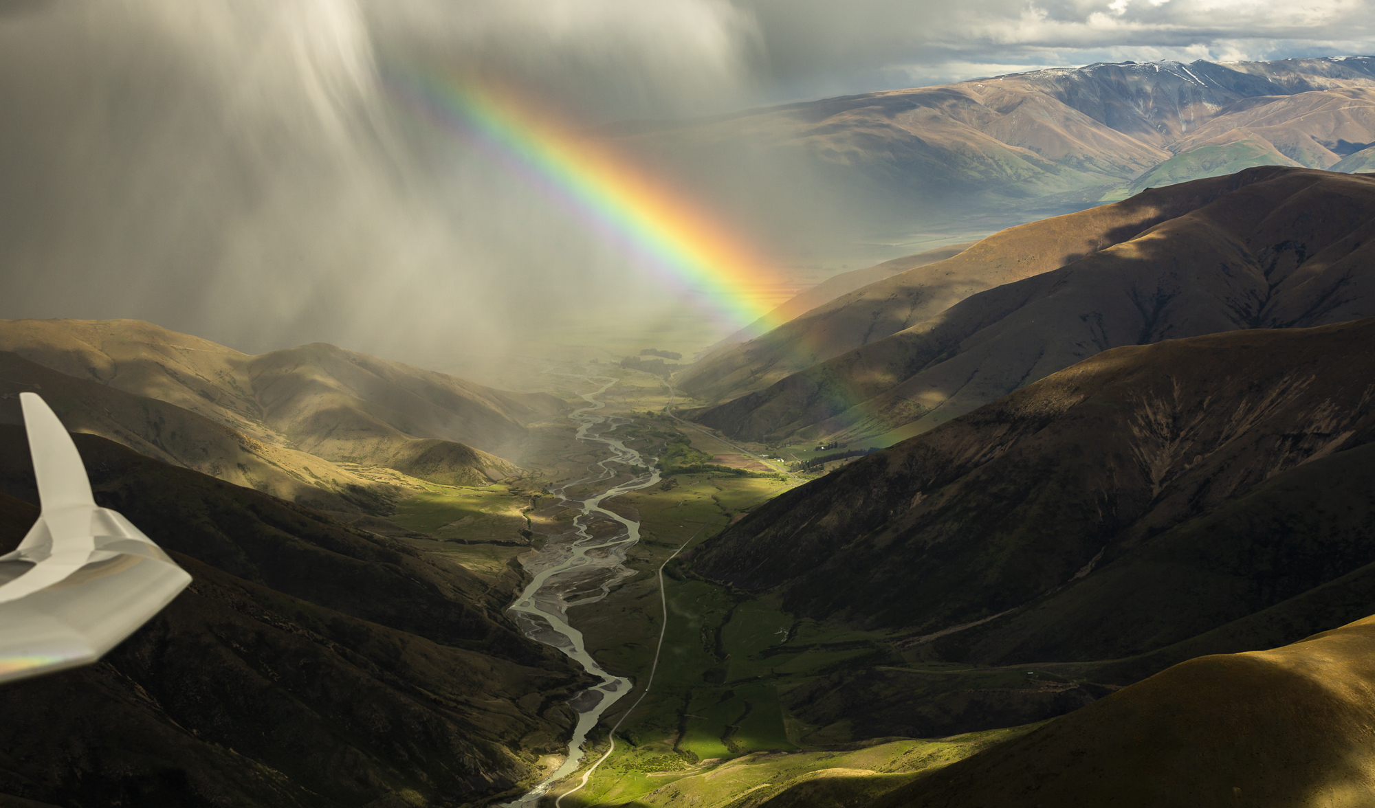 Ahuriri Rainbow